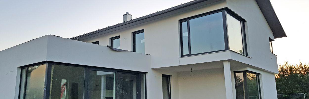 Hausbau in Rosenheim - wir sind der passende Bauunternehmer